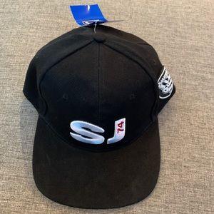 San Jose Earthquakes 2019 home opener cap, NWT